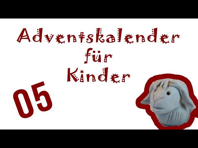 Adventskalender für Kinder - kreativ und voller kleiner Abenteuer - 5. Dezember