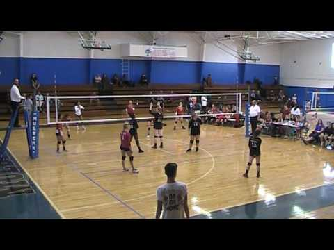 Mulberry vs. Poinciana Volleyball