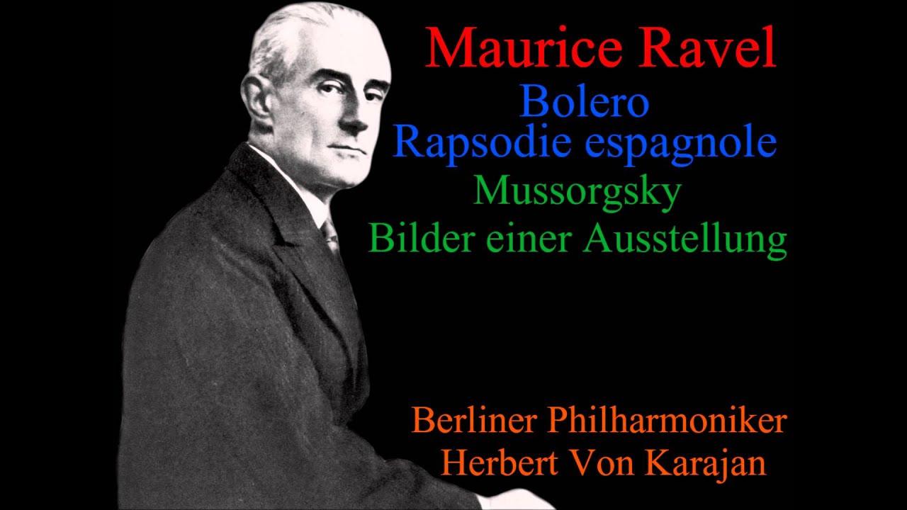 Maurice Ravel Boléro