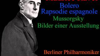 Maurice Ravel - Bolero / Mussorgsky