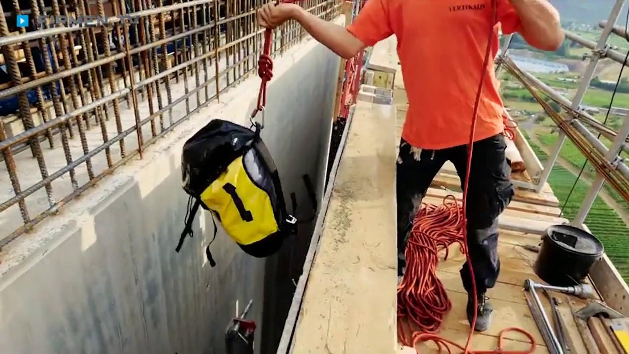 Kletterausrüstung Dresden : Industrieklettern vertikalis in dresden höhenrettung