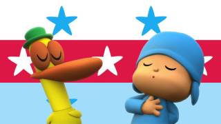 Happy Independence Day with Pocoyo - 4TH OF JULY