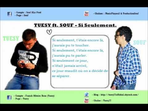 Tuesy ft. Souf - Si Seulement. (Paroles) poster