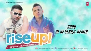 """DE DE GERA PUNJABI SONG"" JUGGY D, G-DEEP (Audio) Remix 