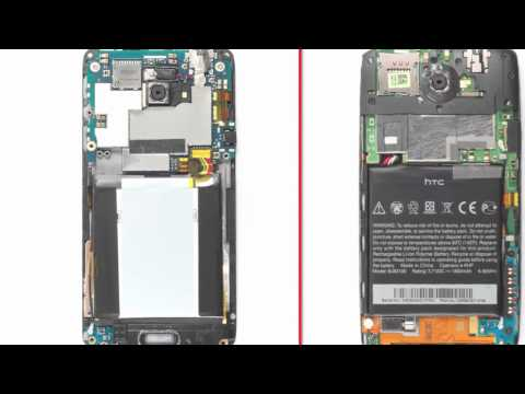 Cracking Open the HTC Evo 4G LTE