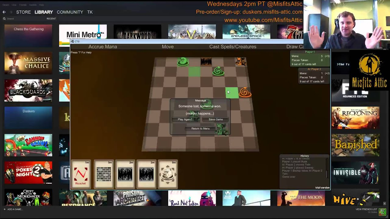 Steam Roulette Not Working –