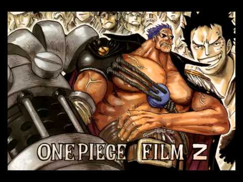 02  One Piece Film Z  OST  Kaidou