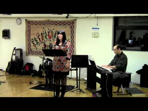 Manhattan by Rodgers and Hart performed by Lindsey and her teacher Bulent Guneralp