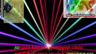 Radja-Benci Bilang Cinta (Full Lirik_sandro) MP3