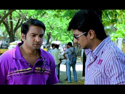 Santhanam ends his love for friendship - Oru Kal Oru Kannadi