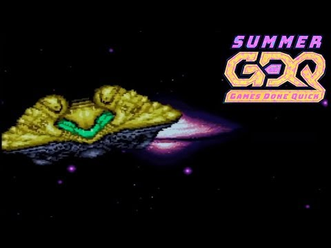 Super Metroid by oatsngoats in 1:24:16 - SGDQ2018