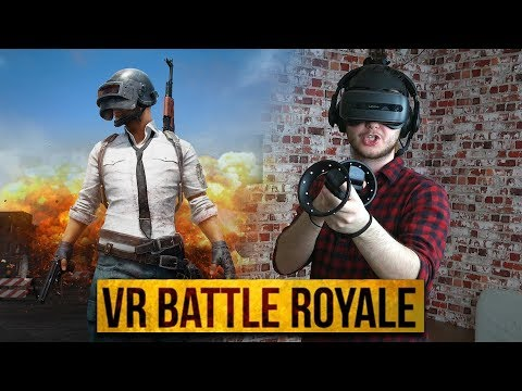 PUBG В ВИРТУАЛЬНОЙ РЕАЛЬНОСТИ - PUBG VR - Stand Out VR - Windows Mixed Reality
