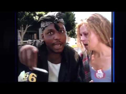 MADtv  Amber and Walter  wMo Collins, Aries Spears, and Christian Duguay