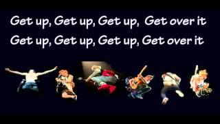 Get over it- McBusted (lyrics)