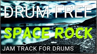Drumless Backing Track Space Rock (78 BPM)
