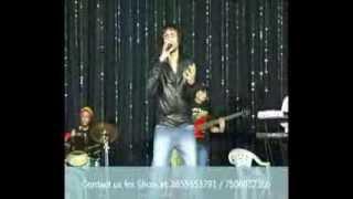 Singer Samarpit performance in jalna rocks