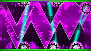 Geometry dash - mini wave challenge