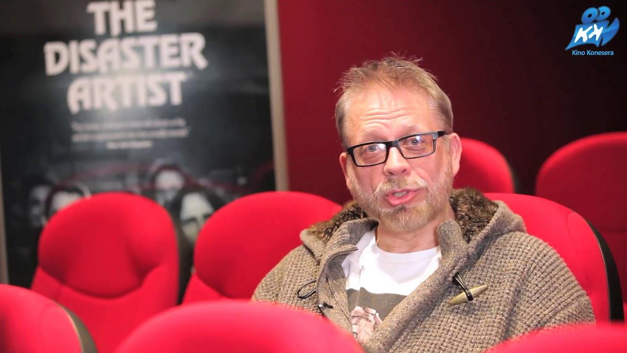 DISASTER ARTIST- Helios, Kino Konesera, Tomasz raczek- Wbrew regułom