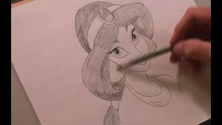 How to Draw Jasmine