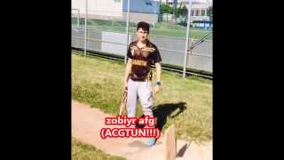 Afghan Cricket in Austria