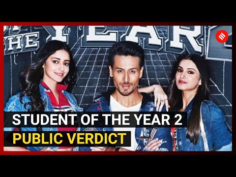 Student of the Year 2 begins streaming on Amazon Prime Video