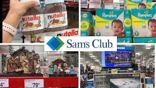 COMPRAS DE SUPERMERCADO NO SAMS CLUB