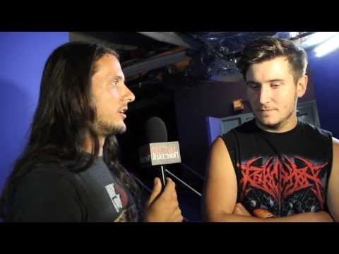 SUMMER SLAUGHTER Phil Dubois of REVOCATION Interviews Every Band