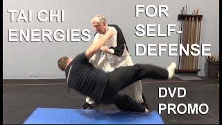 Close-Up Self-Defense Using Tai Chi Energies & Methods DVD Promo