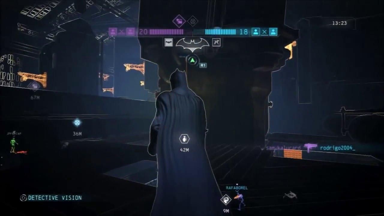 WeView Batman Arkham Origins TheSixthAxis