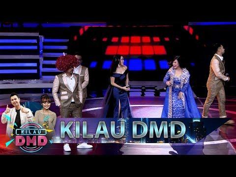 Terbaik Nih!! Ayu Ting Ting Feat Annisa Bahar [Si Kribo] - Kilau DMD (14/3)