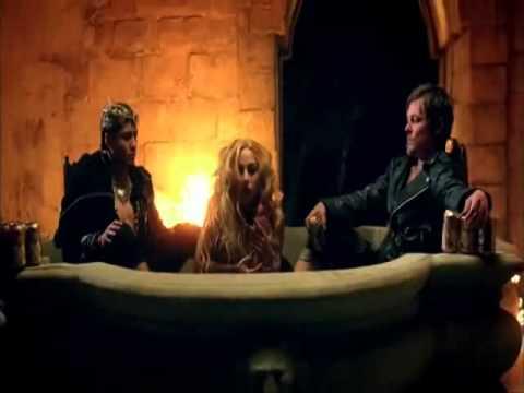 Lady Gaga- Bloody Mary Music Video