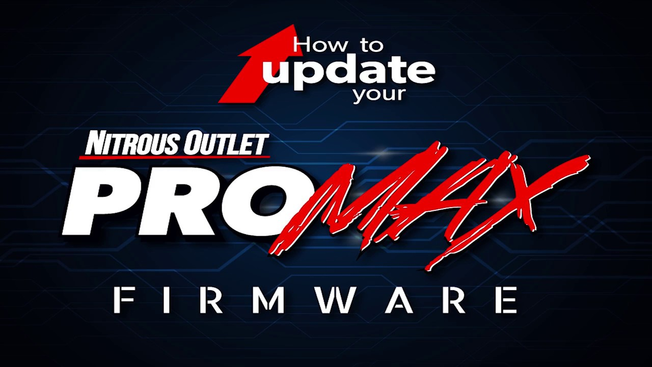 How to Update Your Nitrous Outlet ProMax Progressive Controller