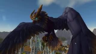 Legion - Druid: Glyph of the Sentinel