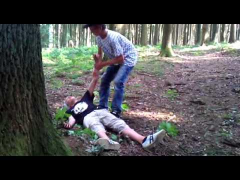 Langweile im Wald - YouTube