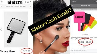 James Charles Sisters Apparel Holiday Collection Cash Grab? | DRAMA AND OPINIONS