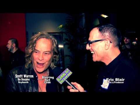 Dio Disciples Scott Warren & Eric Blair talk Dio hologram 2017