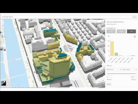 Creating a Smart 3D City Web App