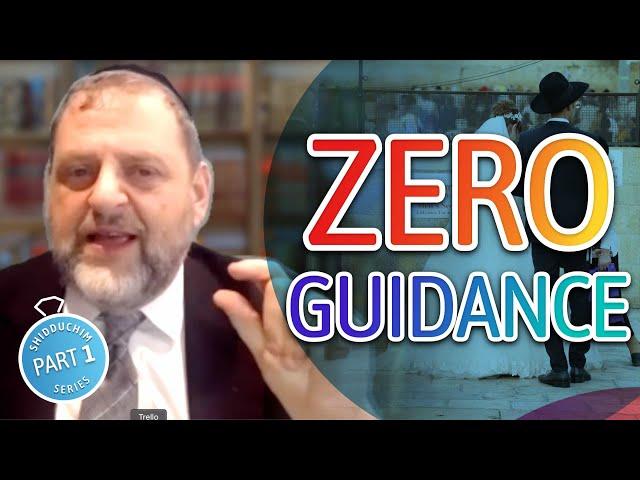 Shidduch Series #1: Zero Guidance (Ep. 115)