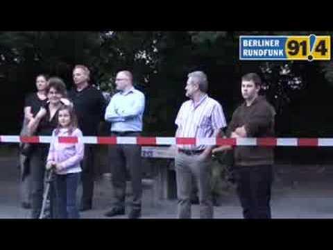 500 Kilo Bombe in Wilmersdorf - Berliner Rundfunk 91!4