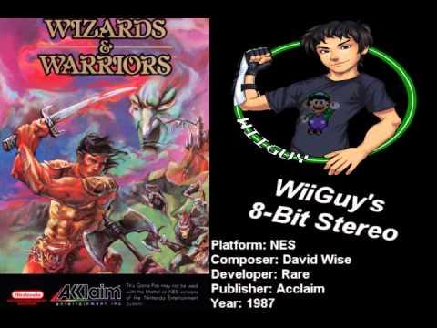 Wizards & Warriors NES Soundtrack - 8BitStereo