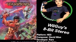 Wizards & Warriors (NES) Soundtrack - 8BitStereo