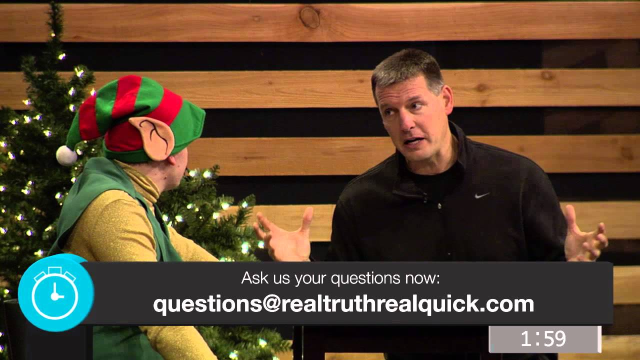 What Does The Bible Say About Christmas? - YouTube