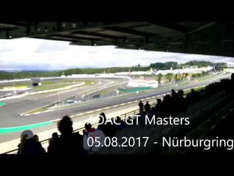 ADAC GT Masters - 05.08.2017 Nürburgring