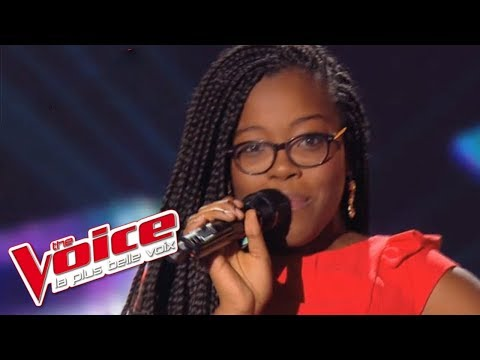 The Voice 2014│Margie  L O V E Nat King Cole│Blind audition