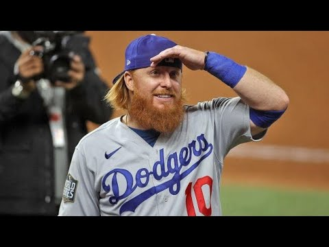 Los Angeles Dodgers Justin Turner Test Positive 4 Covid-19 During World Series By Joseph Armendariz