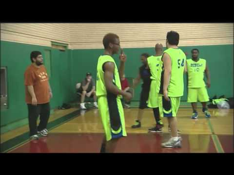Chicago Park District April 2012: Deaf Basketball