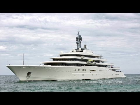 Eclipse The World S Most Expensive Private Yacht