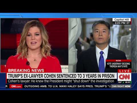 Chris Baker - This Is A Dangerous Admission Coming From Rep Lieu