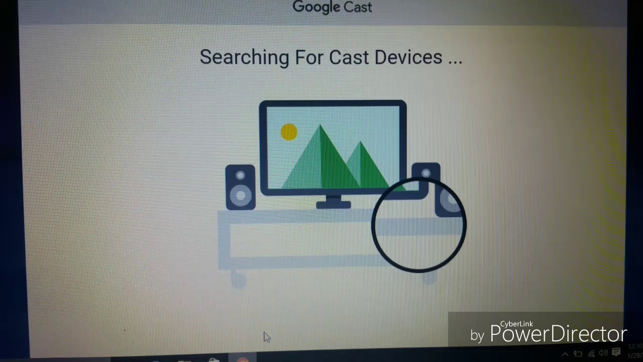 how to connect chromecast to wifi hotspot