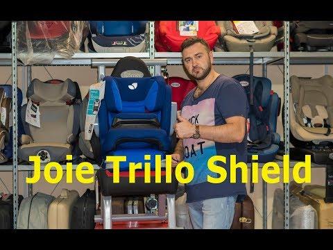 Подробный обзор  Joie Trillo Shield детское автокресло от 1 до 12 лет
